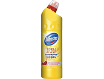 Toalettrengöring Domestos Total Blast Citrus Fresh 750ml