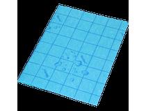 Städduk Wettex Soft 250x360mm blå 10st/fp