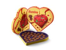 Choklad Marabou Hjärtan 165g
