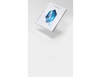 Papper Munken Kristall A3 OHÅLAT 150g 250st/paket