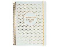 Veckokalender Organizer & Notes A5 2021