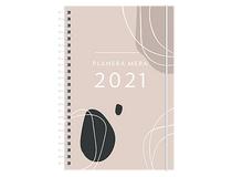 Familjekalender A5 Planera mera 2021