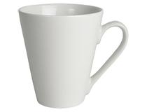Kaffemugg Attila 20cl vit
