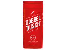 Duschtvål Dubbeldusch Active 250ml 12st/fp