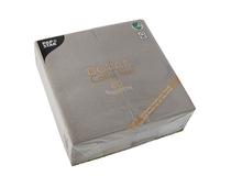 Servett Premium 40x40cm 1/8-vikt grå 5x50st/fp