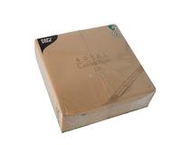 Servett Premium 40x40cm 1/8-vikt sand 50st/fp