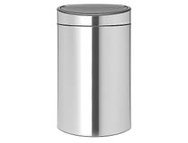 Soptunna Brabantia Touch Bin 40l matt steel