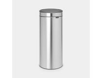 Soptunna Brabantia Touch Bin 30l steel