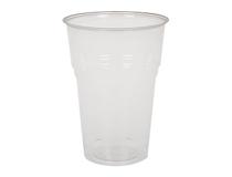 Plastglas PLA 30cl 50st/fp