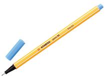 Fiberpenna Stabilo 88 0,4mm blå 10st/fp