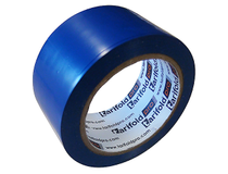 Golvtejp 50mmx33m blå 8st/fp