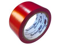 Golvtejp 50mmx33m röd