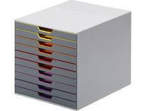 Förvaringsbox Varicolor 10 lådor