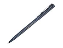 Rollerballpenna Luxor 0,7mm svart 10st/fp