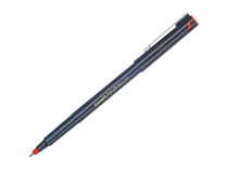Rollerballpenna Luxor 0,7mm röd 10st/fp