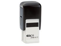 Kontrollstämpel Colop Q17 30x30mm