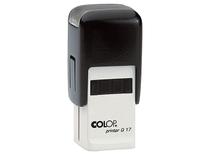 Kontrollstämpel Colop Q12 12x12mm svart