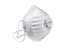 Andningsskydd Worksafe halvmask 5st/fp