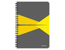 Anteckningsbok Leitz Office A5 linjerad gul 5st/fp