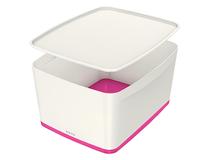 Förvaringslåda MyBox Medium rosa