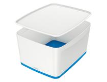 Förvaringslåda MyBox Medium blå