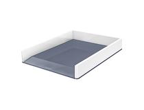Brevkorg Leitz WOW tvåfärgad grå