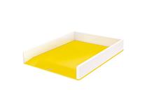 Brevkorg Leitz WOW tvåfärgad gul
