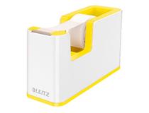 Tejphållare Wow vit/gul