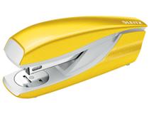 Häftapparat Leitz WOW 5502 gul metallic