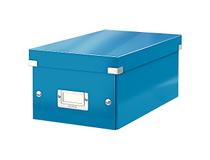 Box Leitz Click & Store DVD blå
