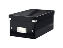 Box Leitz Click & Store DVD svart