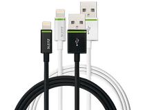Lightning-kabel Leitz Complete 2m svart