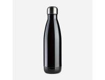 Vattenflaska JobOut rostfritt stål 50cl Aqua Black