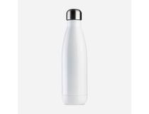 Vattenflaska JobOut rostfritt stål 50cl Aqua White