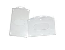 Korthållare CardKeep transparent liggande