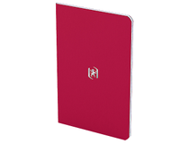 Anteckningsbok Oxford Pocket Notes 9x14 röd