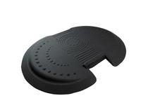 Ståmatta Floortex AFS-TEX 5000X 66x90cm svart