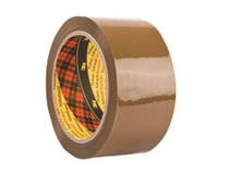 Packtejp Scotch 66mx38mm brun 6rl/fp