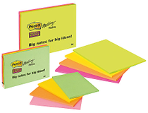 Post-it SS Meeting Notes 203x152 4st/fp