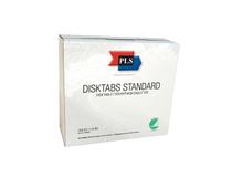 Diskmedel PLS Disktabs standard 100st/fp