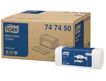 Tvättlapp Tork Advanced vikt 1600st/fp