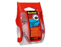 Packtejphållare Scotch inkl packtejp 20mx50mm transparent