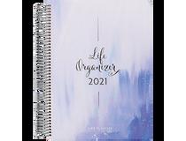 Kalender Life Organizer blå 2021