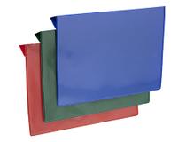 Pallkrageficka 165x60mm blå 100st/fp