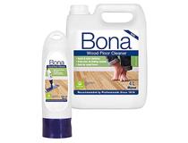Golvrengöring Bona Spray refill för trägolv 4l 3st/fp