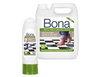 Golvrengöring Bona Spray Mop klinker & laminat 4l 3st/fp