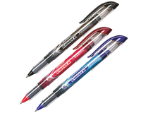 Rollerballpenna Penac Liq 0,7 röd 12st/fp