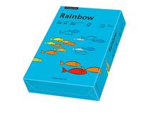 Papper Rainbow A4 120g blå 250st/paket