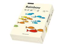 Papper Rainbow A4 120g creme 250st/paket