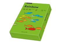 Papper Rainbow A4 120g intensivgrön 250st/paket